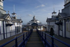 Eastbourne Pier Royalty Free Stock Photos