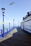 On Eastbourne Pier Royalty Free Stock Image