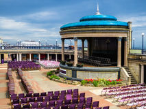 Eastbourne's Bandstand Stock Images