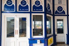 Free Eastbourne Shop On Pier Royalty Free Stock Photography - 71882397