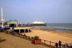 Eastbourne, Sussex, UK. Stock Photography