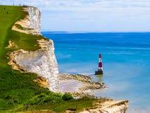 Eastbourne, Wschodni Sussex, Anglia (UK) zdjęcie royalty free