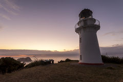 Eastcape Lighthouse New Zealand Royalty Free Stock Photos