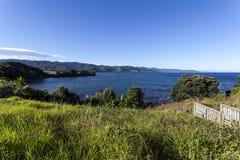 Eastcape Nueva Zelandia Fotografía de archivo