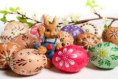 Easte eggs Stock Photo