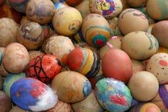 easter ägg arkivbilder