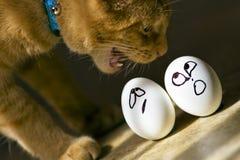 easter ägg Arkivfoto