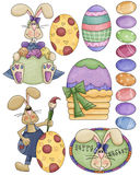 Easter 1 Royalty Free Stock Image