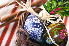 Easter. Decoration Royalty Free Stock Photography