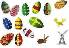 Easter3 Immagini Stock Libere da Diritti