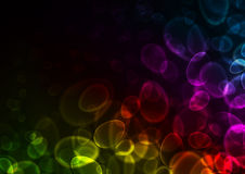 Easter abstract background Stock Photography
