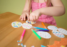 Free Easter Activities And Crafts Royalty Free Stock Photos - 52075288