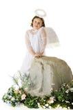 Easter Angel Stock Image