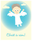 Easter Angel Stock Photography