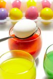 Easter aquarelle Royalty Free Stock Photo