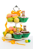 Easter Arrangement Stock Images