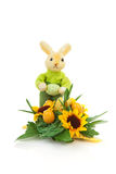 Easter arrangement Royalty Free Stock Image