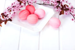 Easter arrangement Stock Image