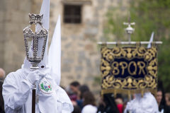 Easter in Avila, Spain Stock Photo