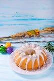 Easter babka Stock Images