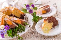 Easter babka Royalty Free Stock Photos