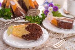 Easter babka Royalty Free Stock Photo