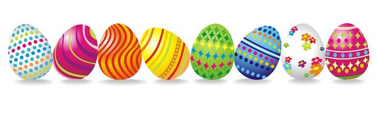 Easter bachground Royalty Free Stock Photo
