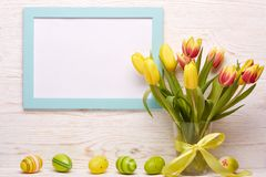 Easter Background. Royalty Free Stock Photos