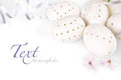 Easter background. Royalty Free Stock Images