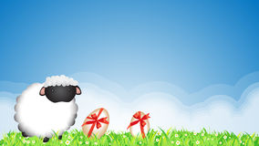 Easter background Royalty Free Stock Photo