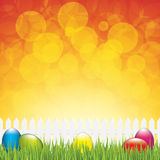 Easter background. Beautiful Easter background.Holiday vector Royalty Free Stock Photo