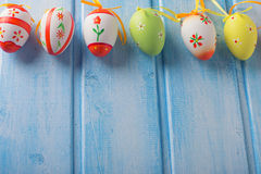 Easter background. Royalty Free Stock Photography