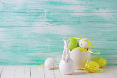Easter background. Royalty Free Stock Image