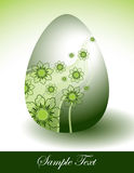 Easter Background. Easter Egg. Royalty Free Stock Photo