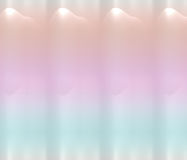 Easter background with pastel colors, abstract glow. Stock Photography