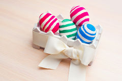 Easter background with place for your text Royalty Free Stock Photo