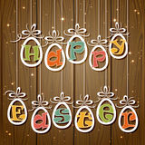 Easter background Royalty Free Stock Photos