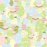 Easter background, vector Stock Image
