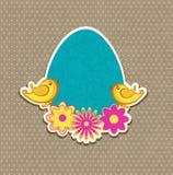 Easter background vector Stock Photos