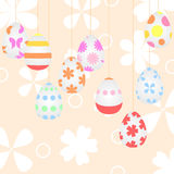 Easter background2 Royalty Free Stock Images