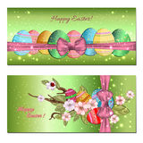 Easter backgrounds Royalty Free Stock Photography