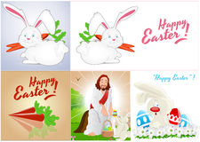 Easter Backgrounds Vectors Royalty Free Stock Photo