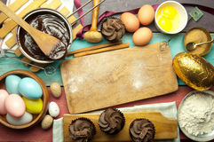 Easter baking Royalty Free Stock Photos