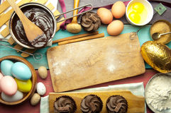 Easter baking Royalty Free Stock Photo