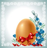 Easter banner Royalty Free Stock Images