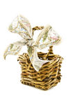 Easter- basket Stock Photo