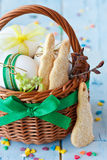 Easter basket. Stock Images