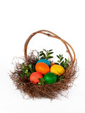 Easter Basket. Stock Image