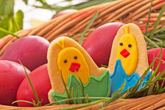 Free Easter Basket Stock Photography - 39348612