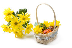 Free Easter Basket Royalty Free Stock Images - 4411539